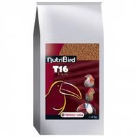 Збалансований корм для плодоядных і комахоїдних птахів Versele-Laga NutriBird T16 Original (10 кг)