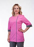 "Медицинский костюм женский ""Health Life"" х/б 2268"