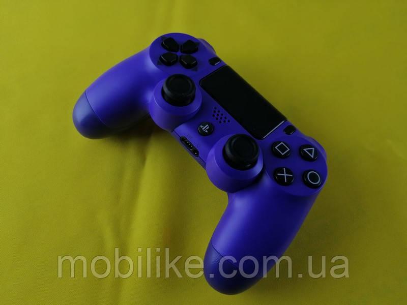 Беспроводной геймпад DoubleShock 4 (Фиолетовый)