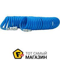 Шланг Intertool Шланг спиральный 6.5х10мм, 15м (PT-1712)