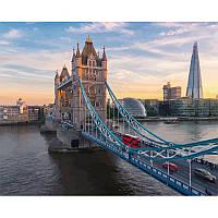 Картина по номерам Babylon Лондонский мост DZ812 50*40. На холст с подрамником.