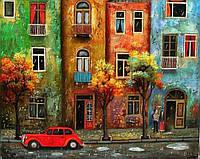 Картина по номерам Babylon Краски города DZ1577 50*40. На холст с подрамником.