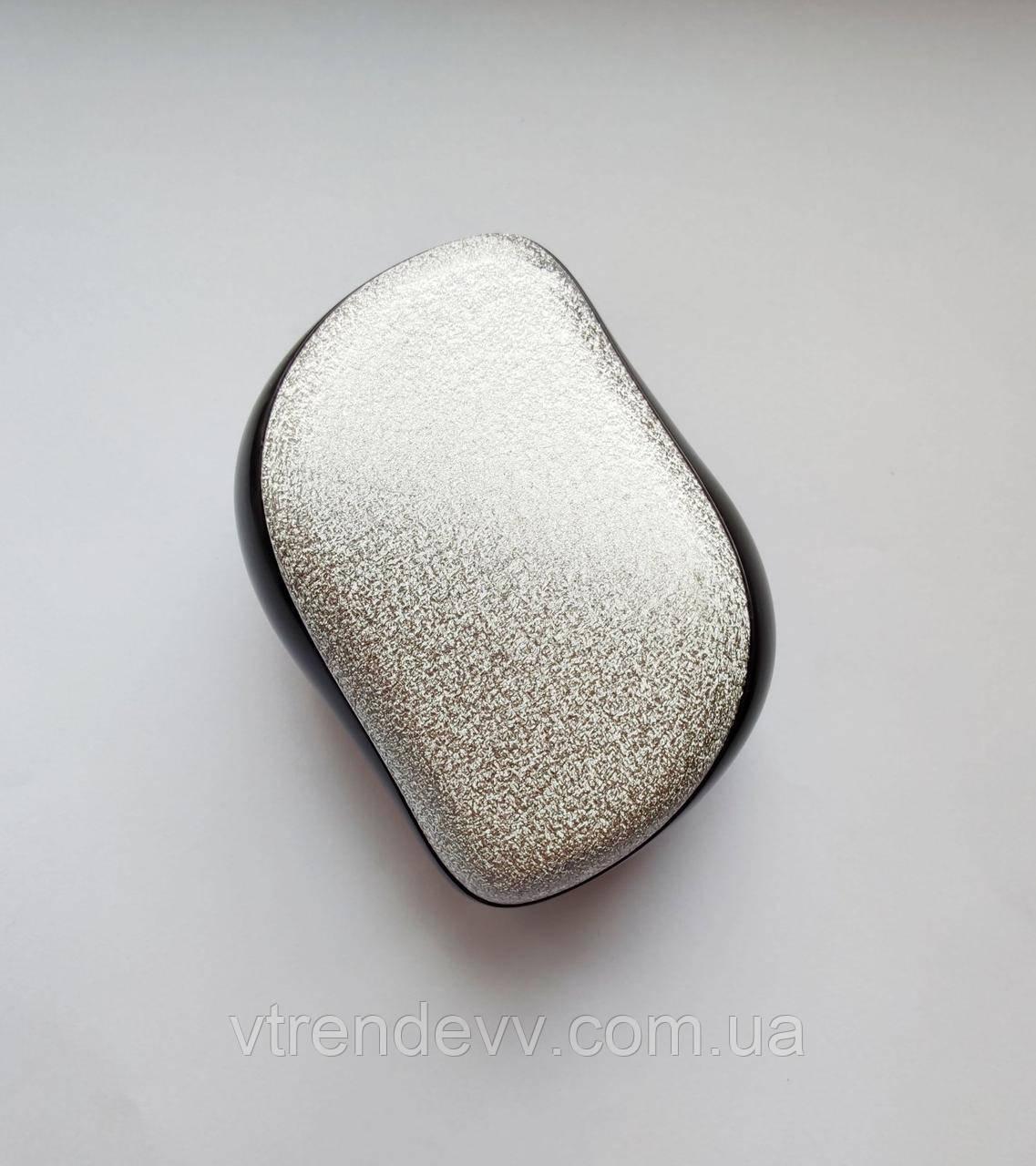 Расческа компактная Compact Styler Silver серебро
