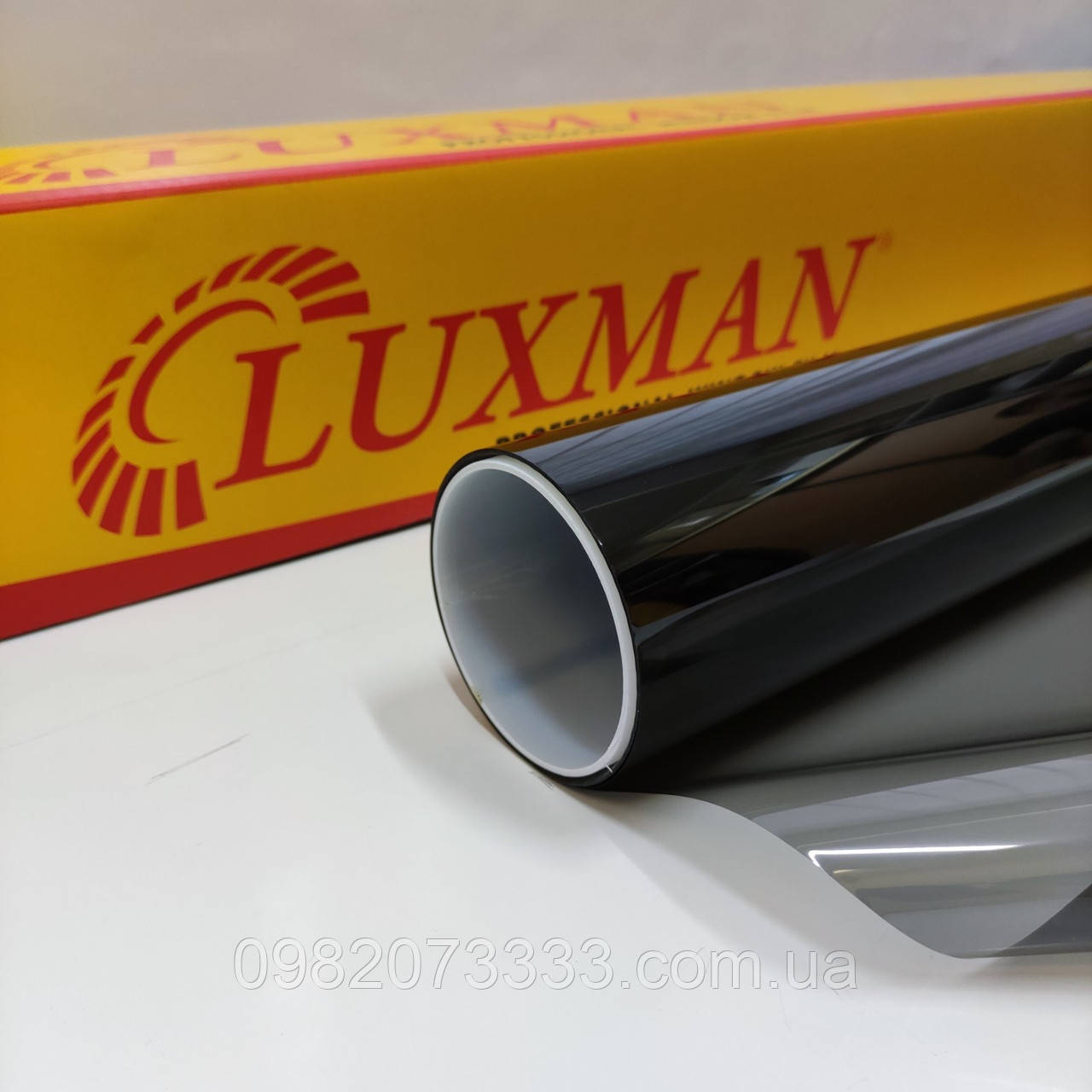 Пленка тонировочная NRX 35 двухслойная, антистатичная. Автомобільна плівка (США)  ширина 1,524 (цена за кв.м)