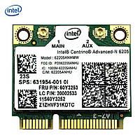 Адаптер WiFi Intel Centrino Advanced-N 6205 62205ANHMW