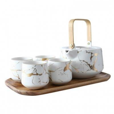 Чайний сервіз Masala white