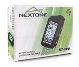 Автомобильная охранная система сигнализация NEXTONE NT-100 ( аналог Cyclone X-300) с обратной связью до 1400м, фото 5