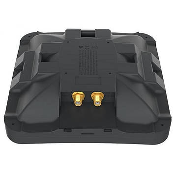 Антена Wi-Fi Mikrotik MTAO-LTE-5D-SQ Спрямованість - всеспрямована, частота - 0.7ГГц ~ 2.7ГГц, варіант