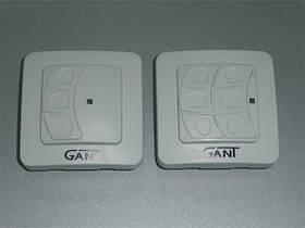 Радиоприемник настенный для приводов GANT 1-канальный