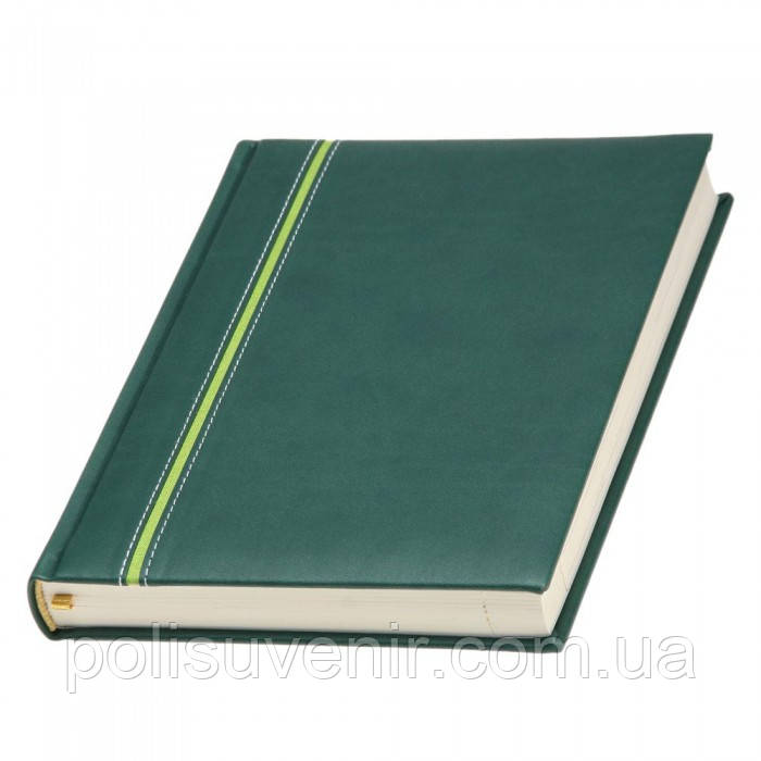 Щоденник А5 датований Рів'єра кремовий папір
