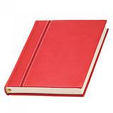 Щоденник А5 датований Рів'єра кремовий папір, фото 3