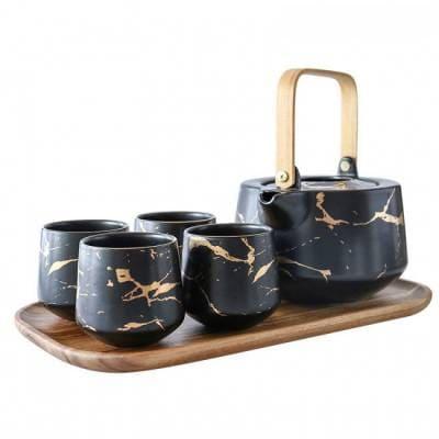 Чайный сервиз Masala black