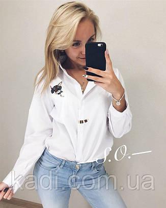 Рубашка с рисунком, фото 2