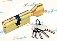 Цилиндровый механизм YUTL 65мм