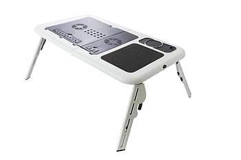 Столик для ноутбука PRC - E-Table 550 x 310 x 230мм LD-09