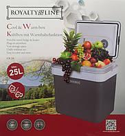 Автохолодильник Royalty Line RL-CB24 25 л 12-220 вт с подогревом, фото 1