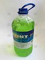 Жидкость омывателя стекол (4л).Пр-во Glint
