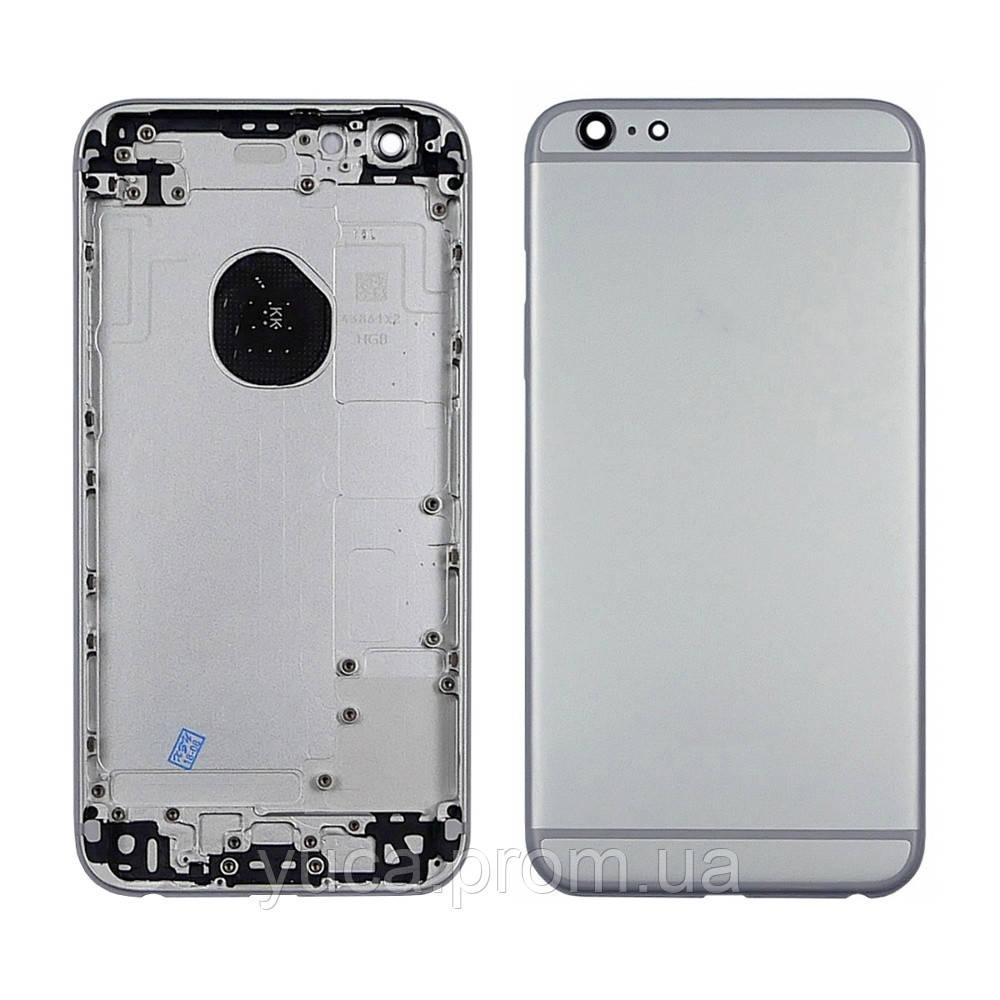 Корпус для APPLE iPhone 6S сріблястий