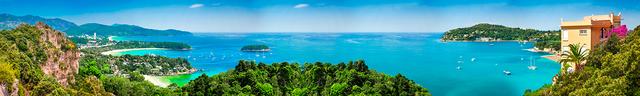 изображение залива моря для фартука 113