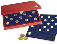 Дерев'яна касета для монет в капсулах SAFE Elegance