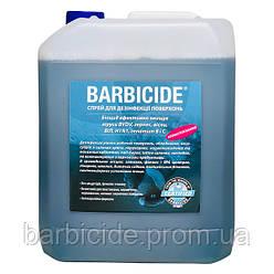 Barbicide® Spray [fragrance] - Универсальное средство для дезинфекции (ароматизированный), 5000 мл