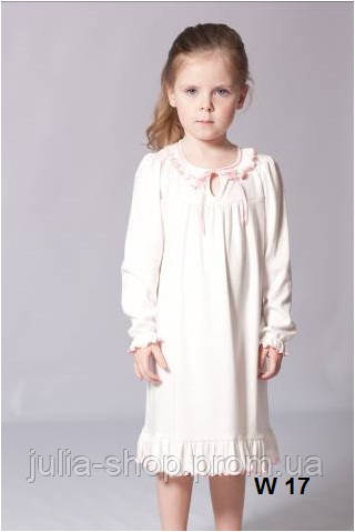 39e4e656d143 Ночная Рубашка Детская WIKTORIA W17 — в Категории