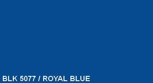 Краска Montana  Королевский синий (BLK 5077) - Компания «Строй-Сервис» в Кременчуге