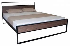 """Полуторне Ліжко """"Астра вуд"""" від Мелби (різні розміри)"""