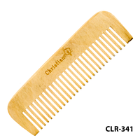 Деревянный гребешок CLR-343