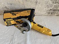 Болгарка DeWALT DWE8110S - 125 мм. / 720 Вт.,Регулятор оборотов, Гарантия 1 Год.