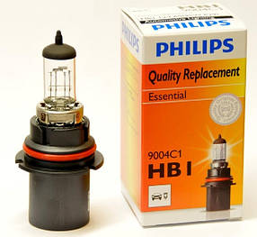Автомобильная лампа Philips HB1 9004