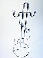 Подставка сушка для чашек, металлическая 34*15 см