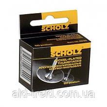 Кнопки нікелеві Scholz (50 шт)