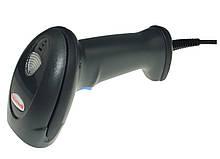 Лазерний сканер штрих-коду дротовий AsianWell AW-2108G чорний (AW-2108G)