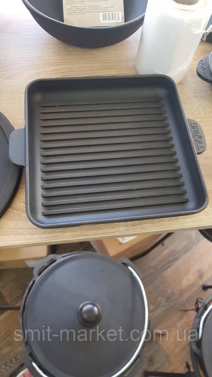 Сковорода гриль 180 х 180