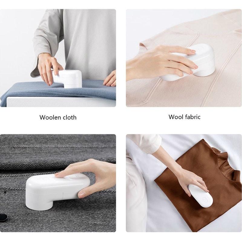 Машинка для удаления катышков Xiaomi MiJia Lint Remover Пылесосы Белый