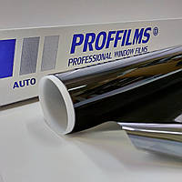 Автомобильная пленка ST CH 15% Proffilms (уголь) Плівка тонувальна для авто ширина рулона 1,524 (цена за кв.м), фото 1