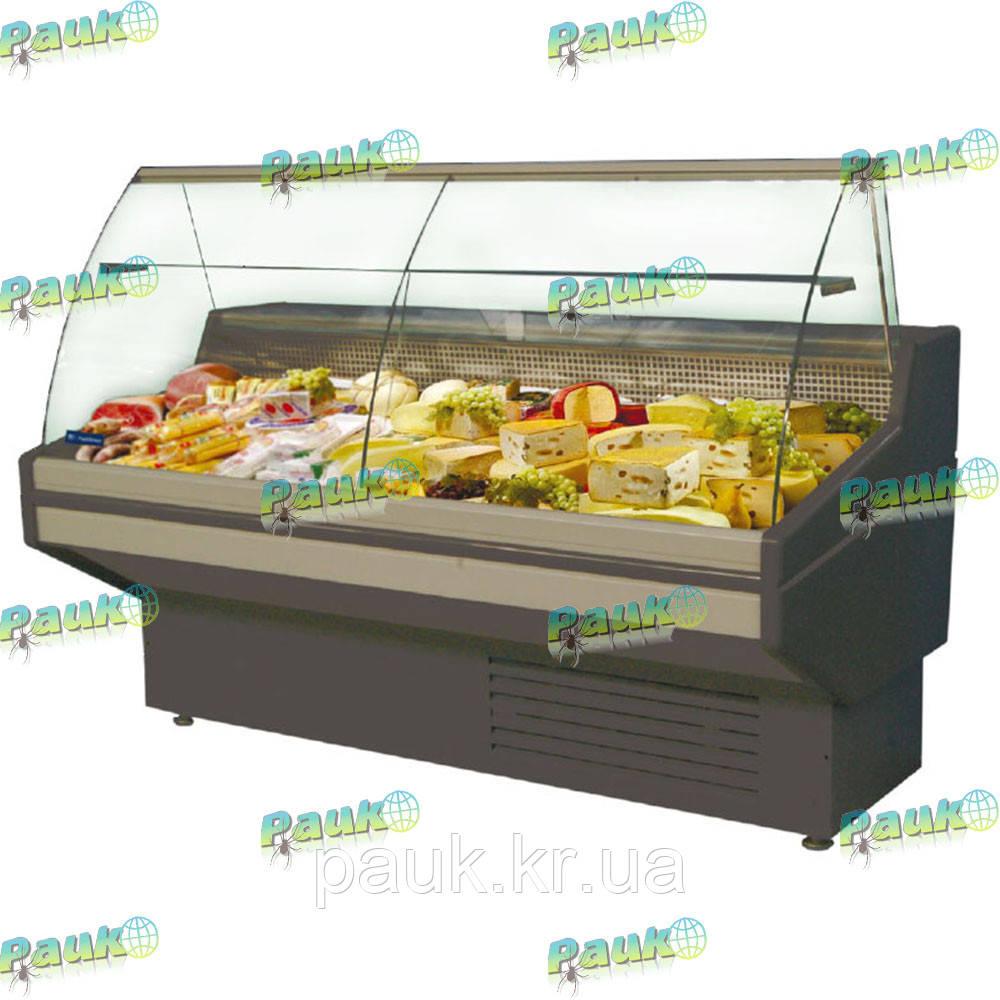 Холодильная витрина торговая Nika 2,0