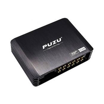 Автомобільний підсилювач звуку PUZU PZ-D480 потужність 4X180 Вт