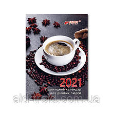 Календарь перекидной 2021 Brisk (Buromax)