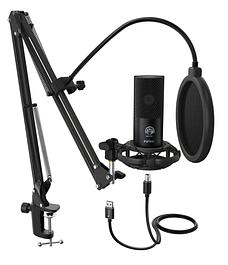 Аксесуари та комплектуючі до мікрофонів