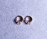 Сережки фірми Xuping позолота (color 12), фото 2