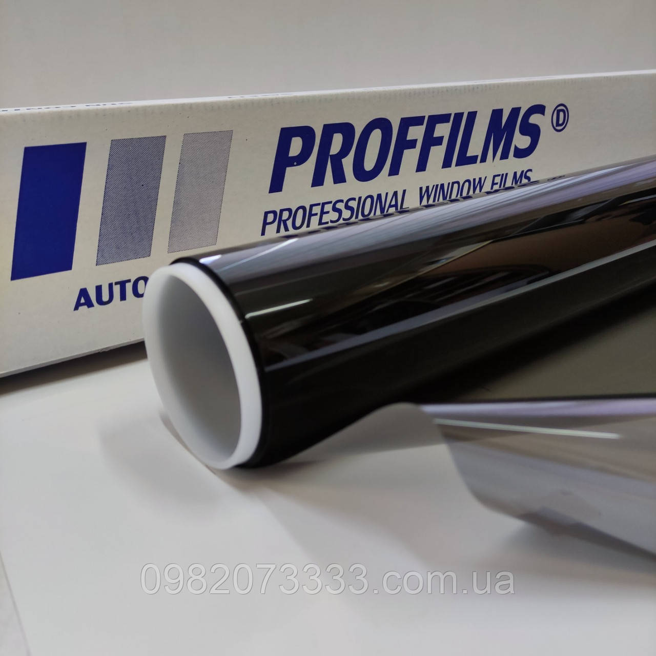 Автомобильная пленка IR Black 35% нано керамическая для авто. Плівка тонувальна ширина 1,524 (цена за кв.м)