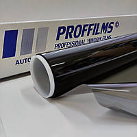 Автомобильная пленка IR Black 35% нано керамическая для авто. Плівка тонувальна ширина 1,524 (цена за кв.м), фото 1