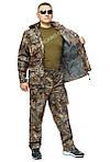 """Костюм """"Атаман"""" демисизонный трансформер из мембранной ткани для рыбаков и охотников, фото 2"""