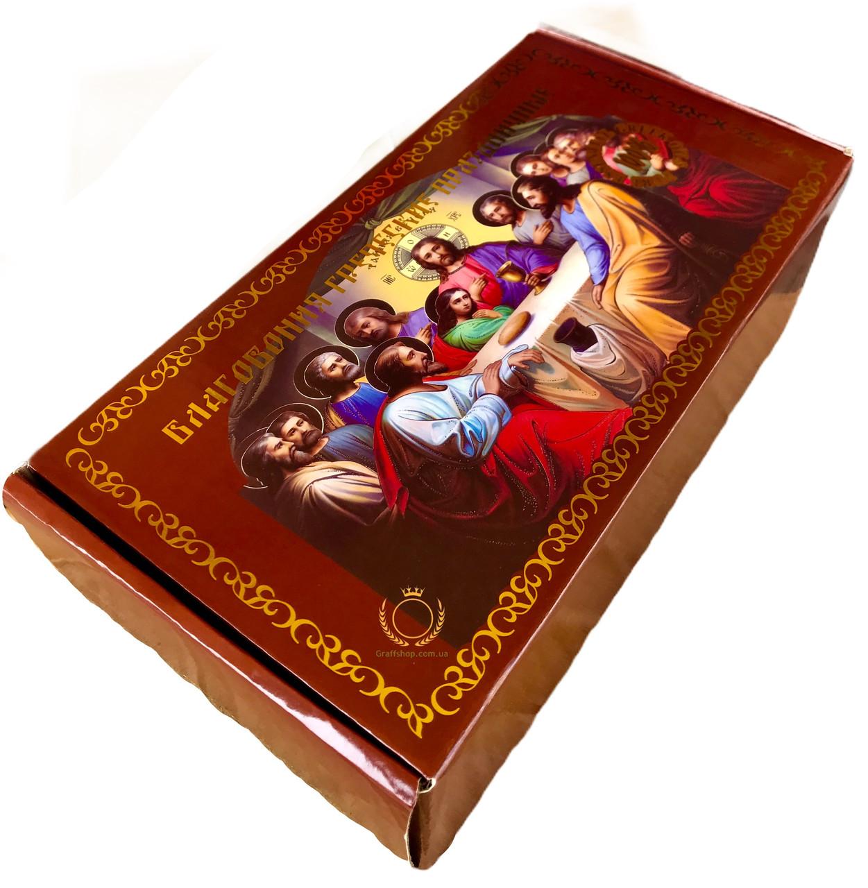 Благовония Греческие Праздничные -с дозатором в коробке 50 баночек, 8 мл - 4 аромата