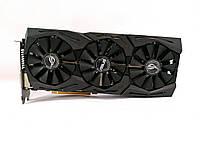 Видеокарта Asus ROG STRIX GTX 1080 (8GB/GDDRX5/256bit) STRIX-GTX1080-8G-GAMING БУ, фото 1