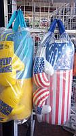 Боксерская груша большая Украина