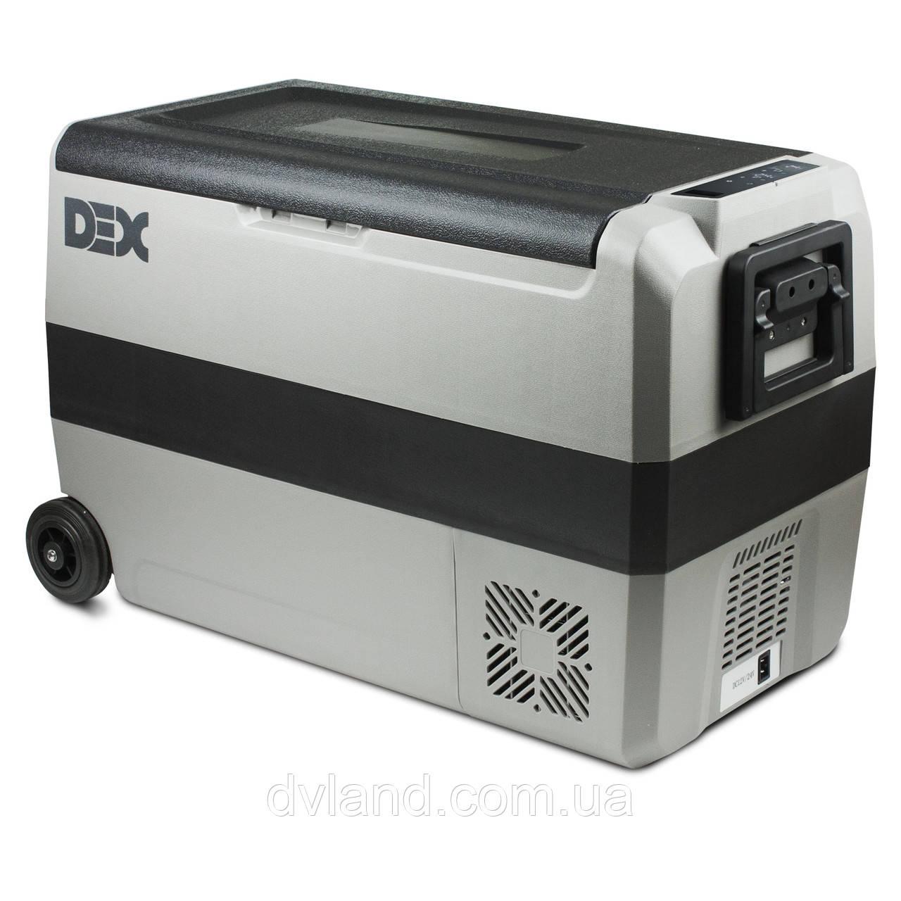 Автохолодильник-морозильник DEX T-50 50л Компрессорный