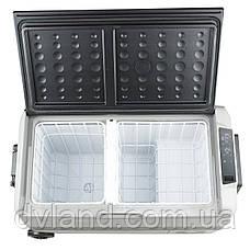 Автохолодильник-морозильник DEX T-60 60л Компрессорный, фото 2